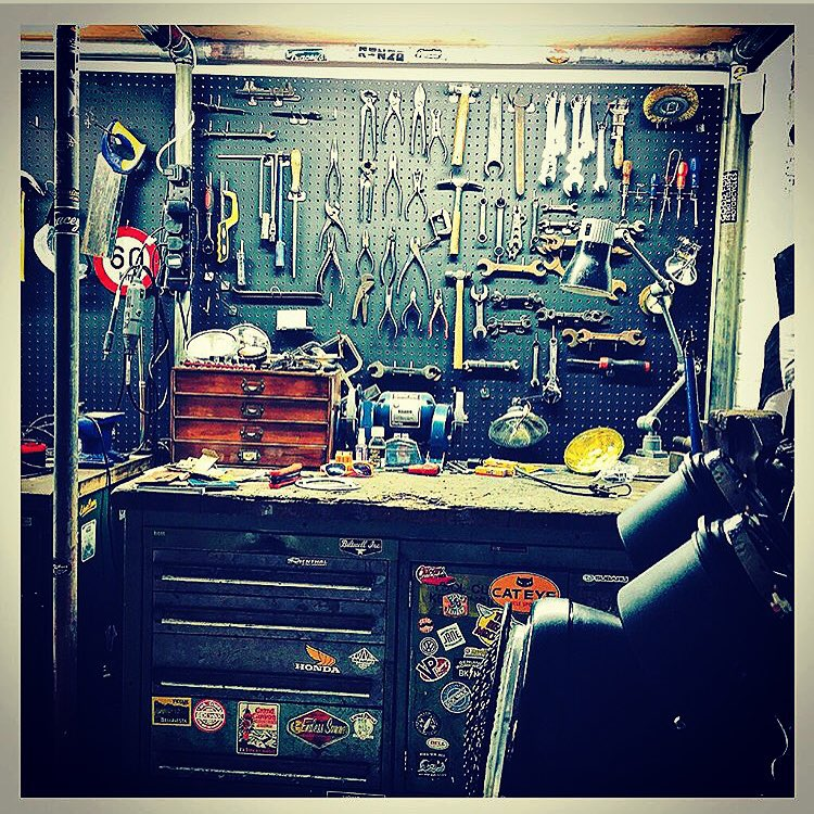 Garage Open Today Desks Workshop Space Available For Hire Www